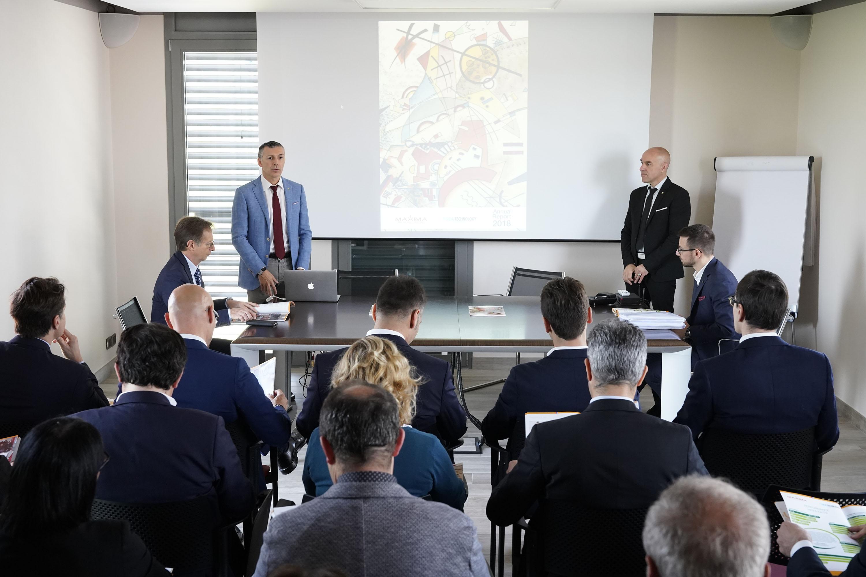 Servizi Sicurezza Italia Poviglio maxima presenta l'annual report 2018 - maxima spa